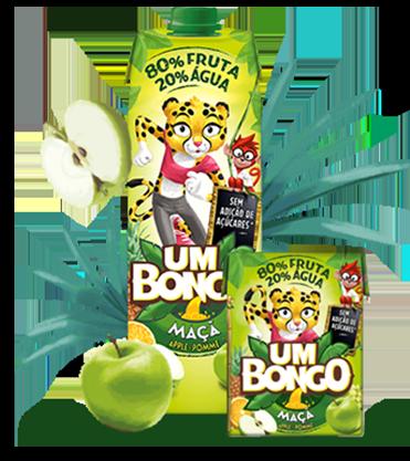 Um Bongo - Maçã