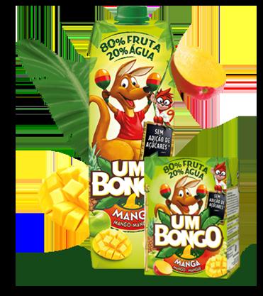 Um Bongo - Manga